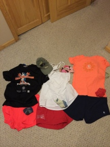 3 running outfits