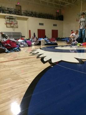 The sleep in Stillwater