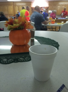 Church coffee