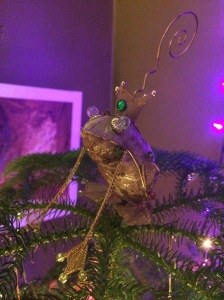 froggy ornament