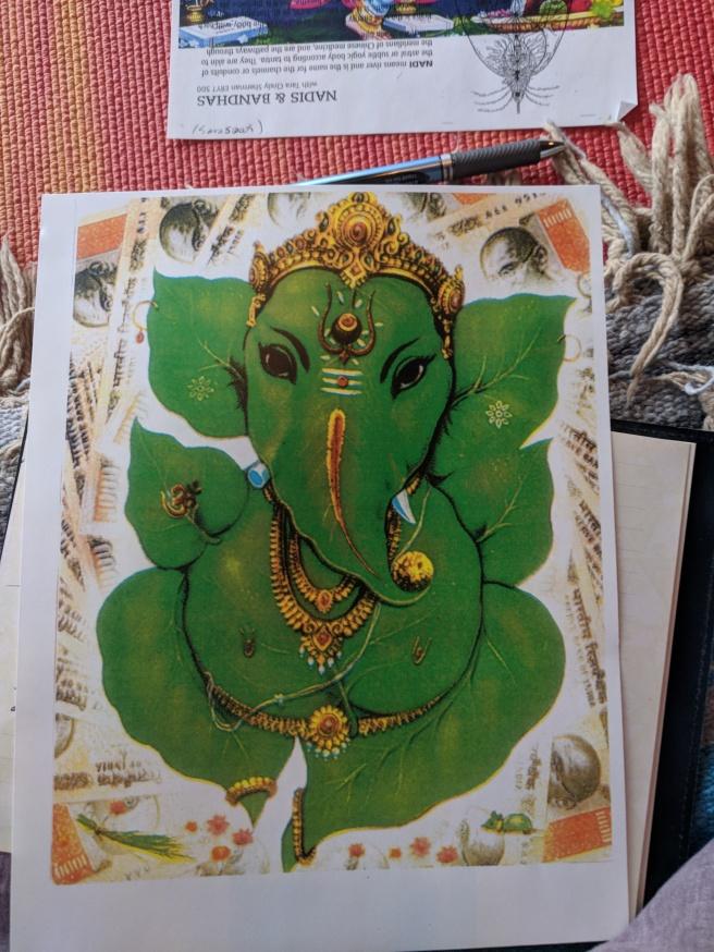 Green Ganesh