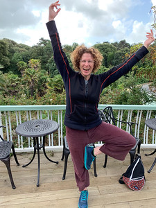 yoga at Ventnor